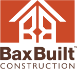 Bax Built Construction Logo